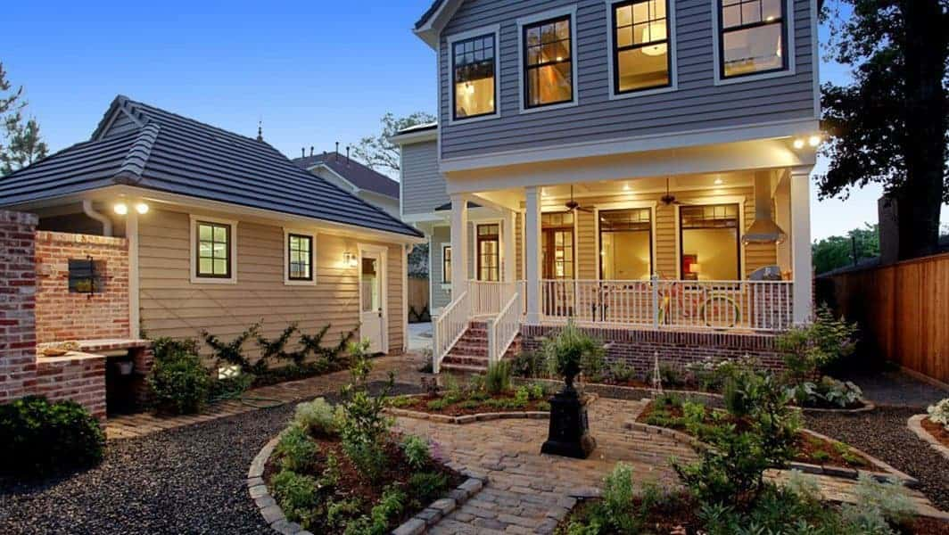 Front Porch on Amazing Siding Hardie House