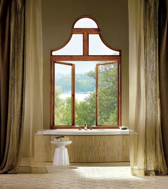 Marvin Special Shape Windows